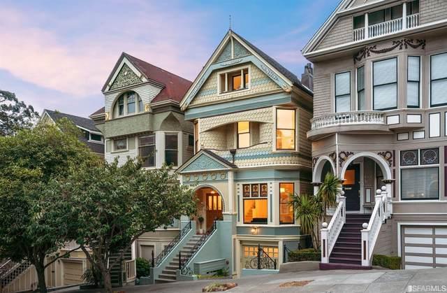114 Lyon Street, San Francisco, CA 94117 (#421599104) :: RE/MAX Accord (DRE# 01491373)