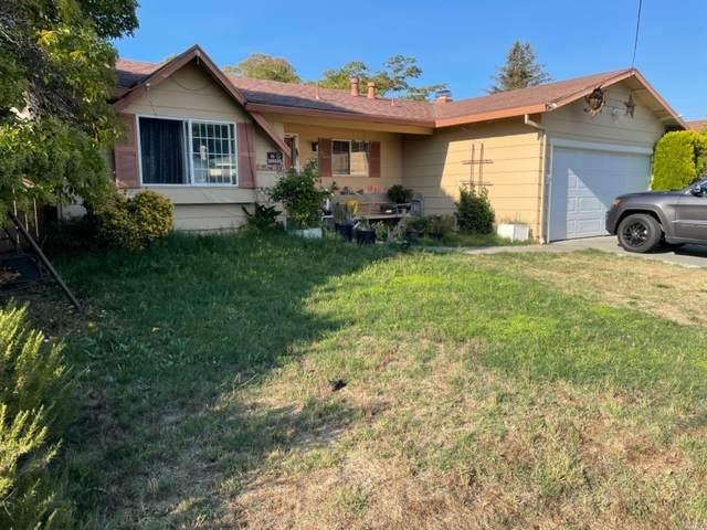 1215 El Cerrito Drive, Santa Rosa, CA 95401 (#321095886) :: Corcoran Global Living