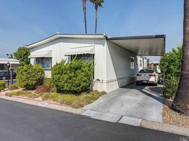300 East H Street #166, Benicia, CA 94510 (#321095893) :: Lisa Perotti | Corcoran Global Living