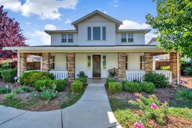 1105 Ironstone Lane, Napa, CA 94558 (#321095268) :: Team O'Brien Real Estate