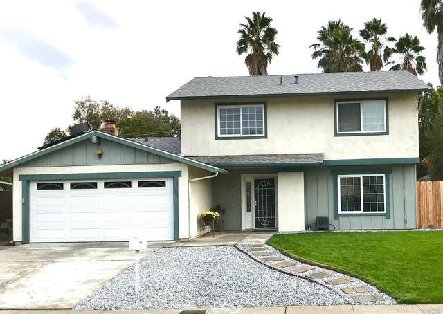 106 Huntington Drive, Vacaville, CA 95687 (#321087822) :: RE/MAX Accord (DRE# 01491373)