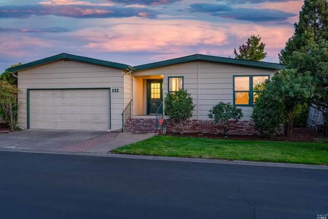 1945 Piner Road #122, Santa Rosa, CA 95403 (#321096106) :: Lisa Perotti | Corcoran Global Living
