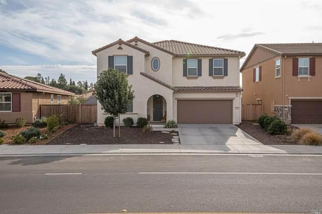 605 W Cherry Street, Dixon, CA 95620 (#321096313) :: Rapisarda Real Estate