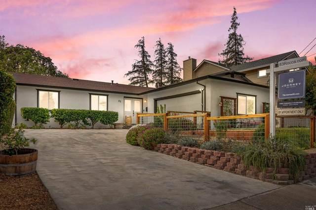 83 Rocca Drive, Petaluma, CA 94952 (#321097028) :: Lisa Perotti | Corcoran Global Living