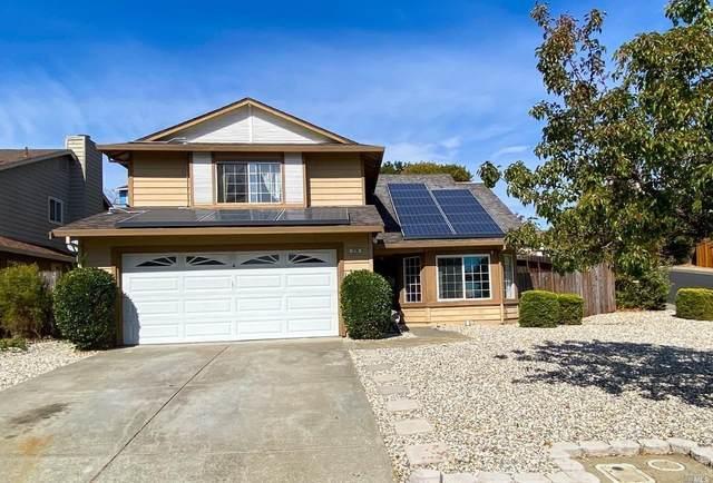 278 Cimmaron Drive, Vallejo, CA 94589 (#321089386) :: Lisa Perotti | Corcoran Global Living