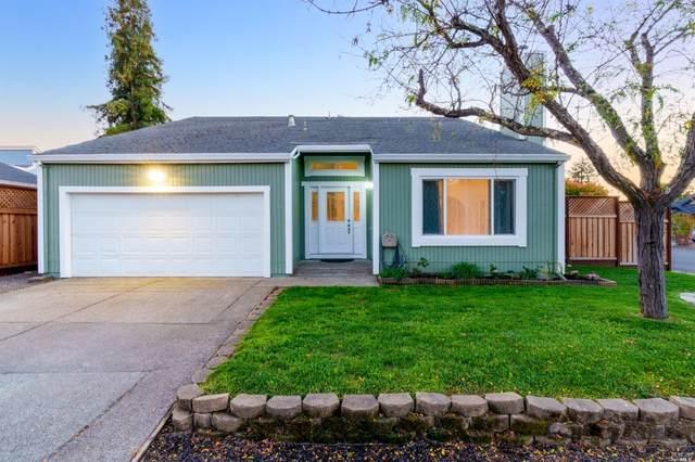 1275 Meridian Circle, Santa Rosa, CA 95401 (#321081043) :: RE/MAX Accord (DRE# 01491373)