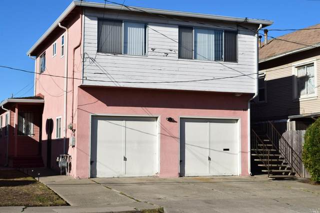 531 S 22nd Street, Richmond, CA 94804 (#321097649) :: RE/MAX Accord (DRE# 01491373)