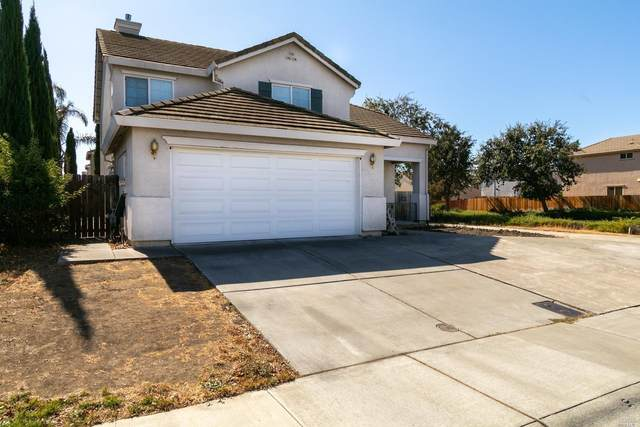 1600 Mcguire Circle, Suisun City, CA 94585 (#321097894) :: RE/MAX GOLD