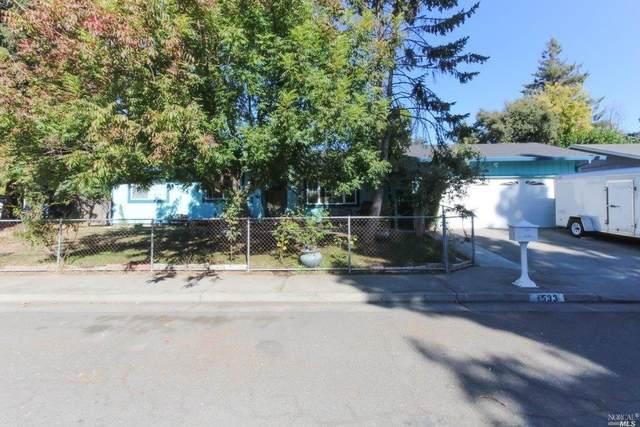 1533 Funston Drive, Santa Rosa, CA 95407 (#321097918) :: Lisa Perotti | Corcoran Global Living