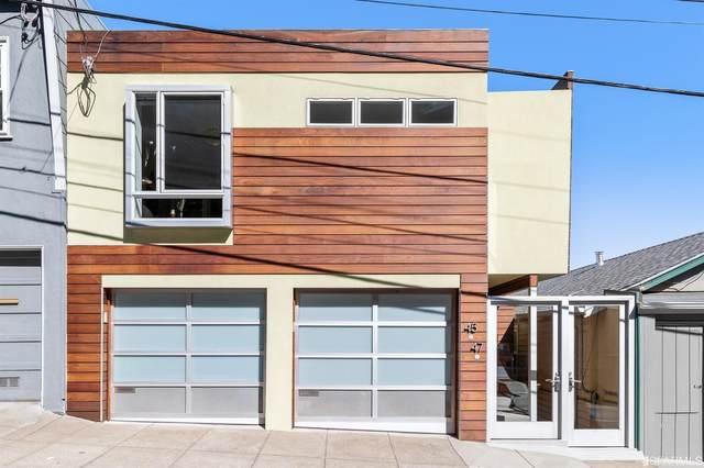 45 Miguel Street, San Francisco, CA 94131 (#421601994) :: RE/MAX Accord (DRE# 01491373)