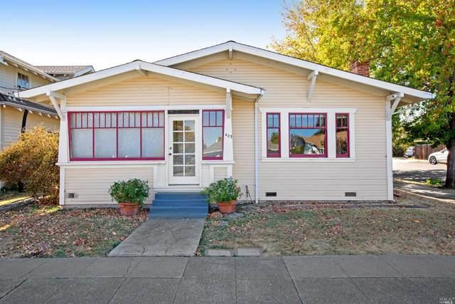 427 Fair Street, Petaluma, CA 94952 (#321089554) :: RE/MAX GOLD