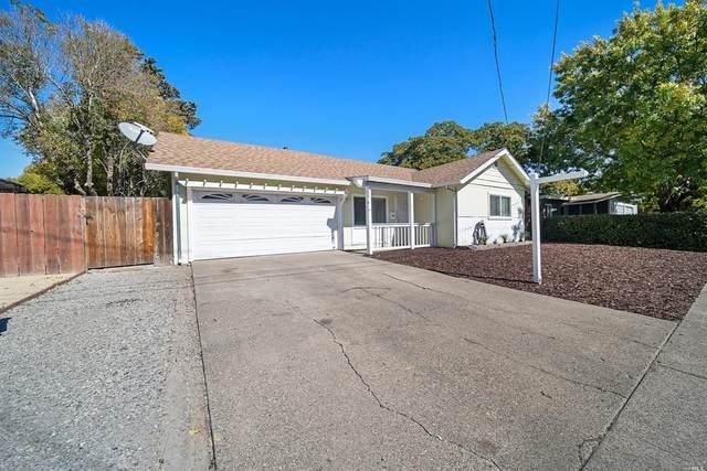 601 Palomino Drive, Santa Rosa, CA 95401 (#321098502) :: RE/MAX Accord (DRE# 01491373)