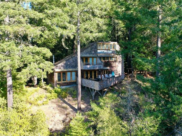 11945 Mays Canyon Road, Guerneville, CA 95446 (#321098637) :: RE/MAX GOLD