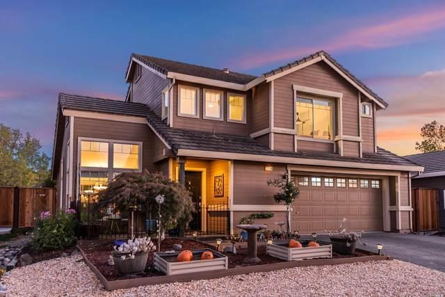 1754 Stone Creek Drive, Petaluma, CA 94954 (#321098492) :: RE/MAX GOLD