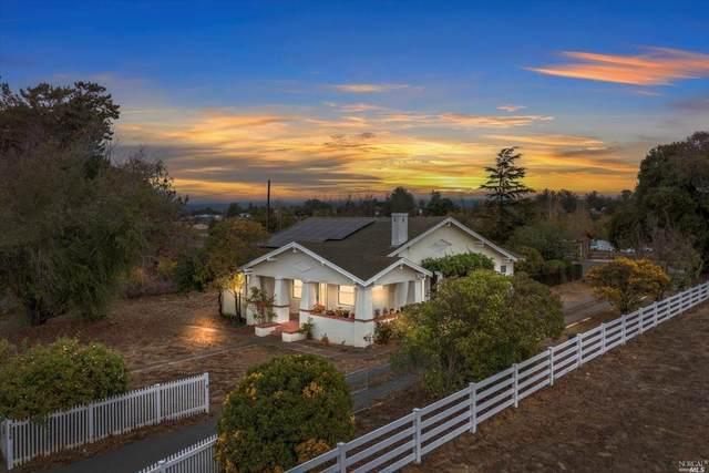 1250 Thompson Lane, Petaluma, CA 94952 (#321095244) :: Hiraeth Homes