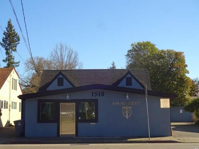 1510 4th Street, Santa Rosa, CA 95404 (#321099331) :: Lisa Perotti | Corcoran Global Living
