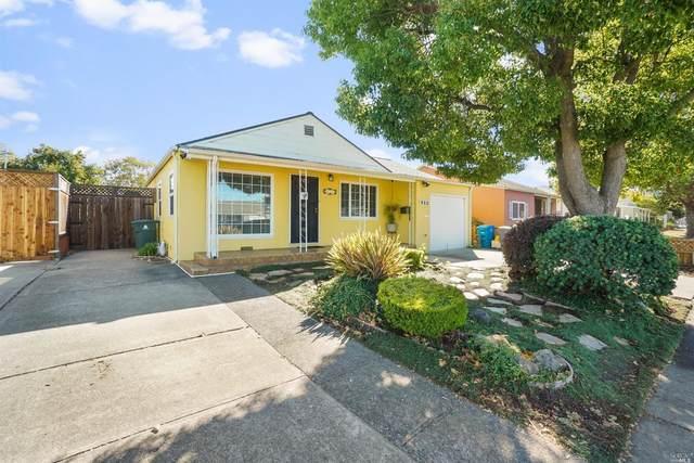 832 Oakwood, Vallejo, CA 94591 (#321098953) :: Lisa Perotti | Corcoran Global Living