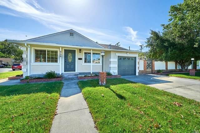 946 Oakwood Avenue, Vallejo, CA 94591 (#321099395) :: Lisa Perotti | Corcoran Global Living