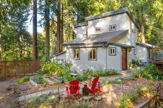 11001 Ogburn Lane, Forestville, CA 95436 (#321097418) :: RE/MAX GOLD