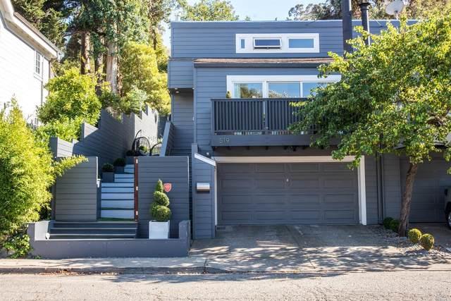 519 Nevada, Sausalito, CA 94965 (#321099311) :: Team O'Brien Real Estate