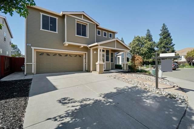 2521 Rowe Place, Fairfield, CA 94533 (#321099629) :: Rapisarda Real Estate