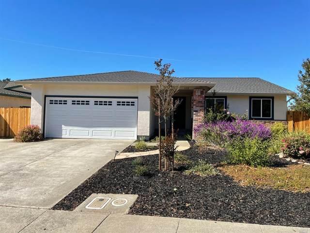 468 Phoenix Circle, Vallejo, CA 94589 (#321099487) :: Rapisarda Real Estate