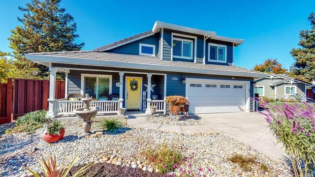 1653 Madeira Circle, Petaluma, CA 94954 (#321095178) :: Hiraeth Homes