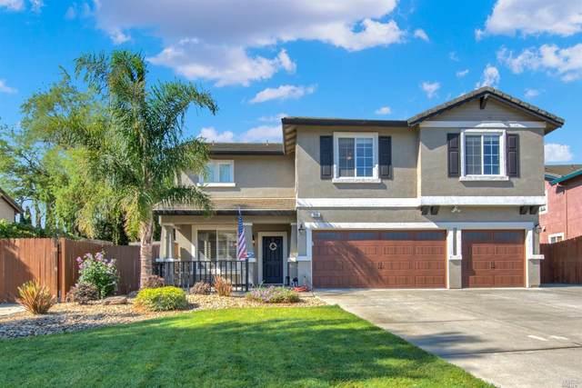918 Fallsgrove Way, Vacaville, CA 95687 (#321100060) :: Lisa Perotti | Corcoran Global Living