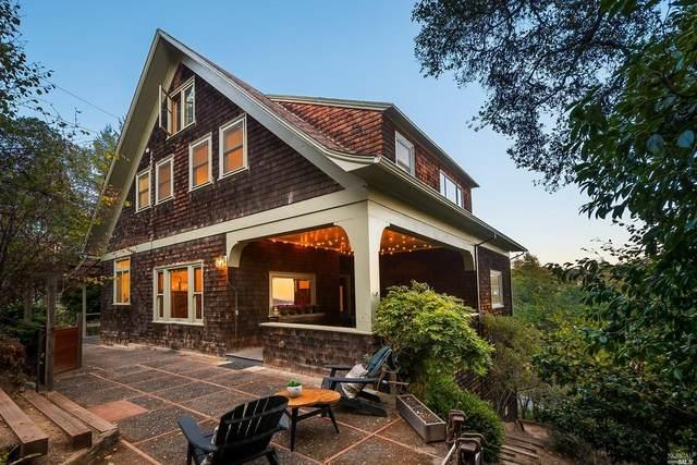 164 Hillside Avenue, Mill Valley, CA 94941 (#321100129) :: Team O'Brien Real Estate