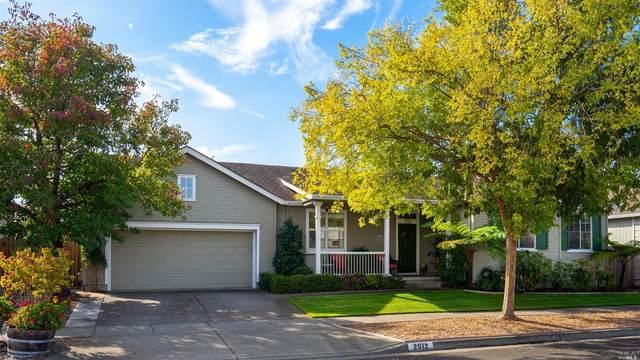 2012 Blacksmith Way, Santa Rosa, CA 95407 (#321100285) :: Intero Real Estate Services