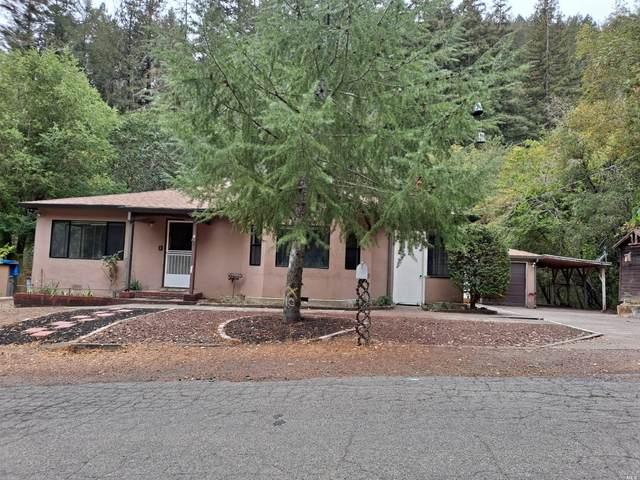 5375 Dry Creek Road, Napa, CA 94558 (#321100268) :: RE/MAX Accord (DRE# 01491373)
