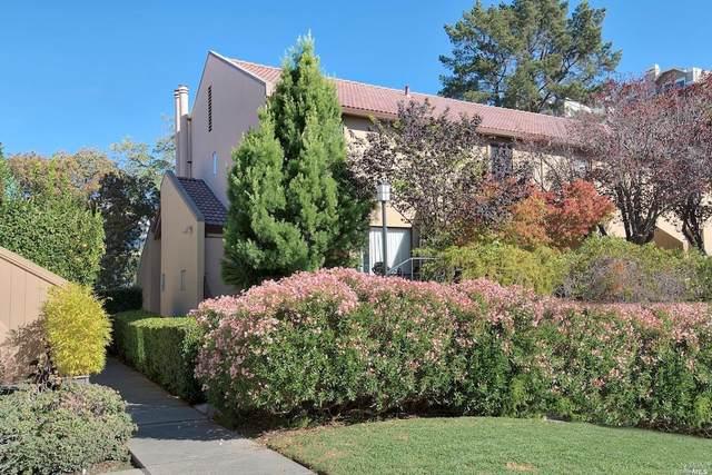 100 Marin Center Drive #25, San Rafael, CA 94903 (#321099984) :: Golden Gate Sotheby's International Realty
