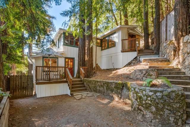 14619 Eagle Nest Lane, Guerneville, CA 95446 (#321100175) :: Lisa Perotti | Corcoran Global Living