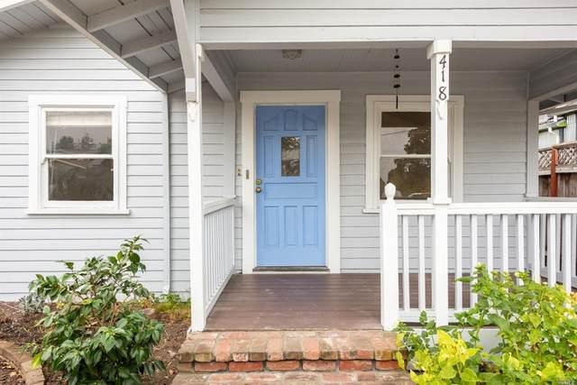 418 Hewett Street, Santa Rosa, CA 95401 (#321060176) :: Intero Real Estate Services
