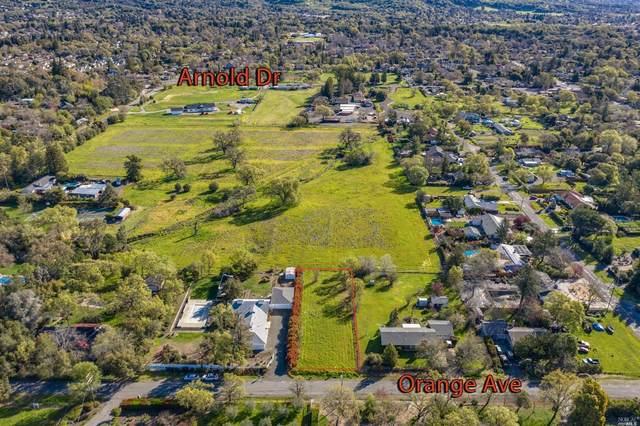 18771 Orange Avenue, Sonoma, CA 95476 (#321098725) :: RE/MAX Accord (DRE# 01491373)