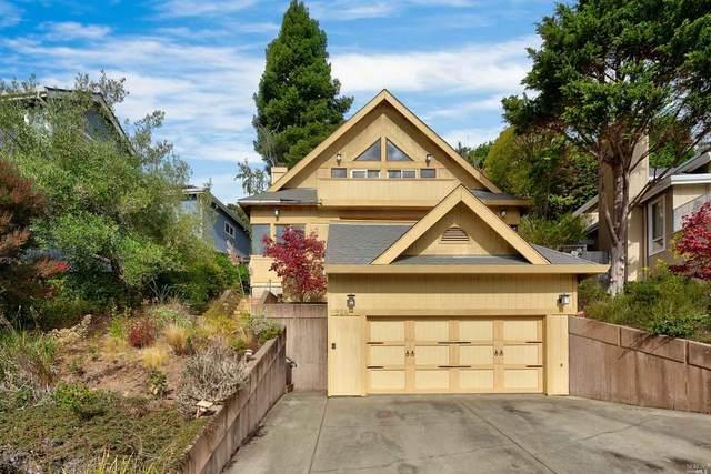 924 Ventura Way, Mill Valley, CA 94941 (#321101074) :: Team O'Brien Real Estate