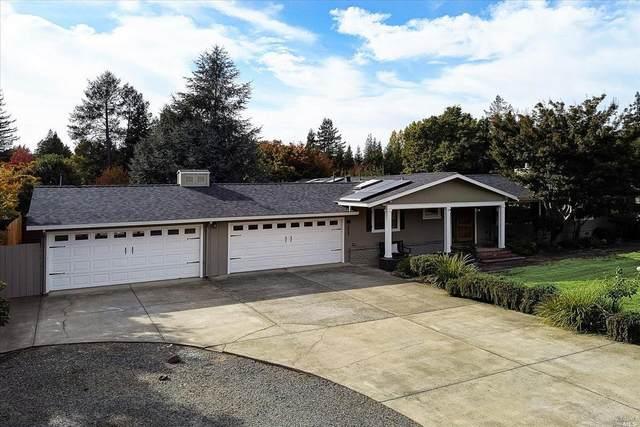 2050 W F Street, Napa, CA 94558 (MLS #321100889) :: Jimmy Castro Real Estate Group