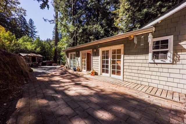 10885 Oak Avenue, Forestville, CA 95436 (#321101505) :: Lisa Perotti | Corcoran Global Living