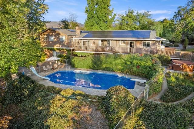 756 Clover Valley Road, Upper Lake, CA 95485 (#321101894) :: Hiraeth Homes