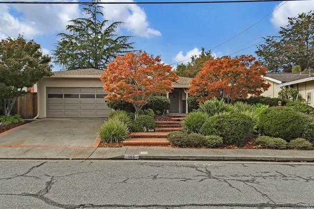 586 Tamarack Drive, San Rafael, CA 94903 (#321101893) :: Golden Gate Sotheby's International Realty