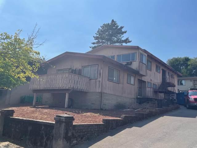 145 Clark Street, San Rafael, CA 94901 (#321102056) :: Team O'Brien Real Estate