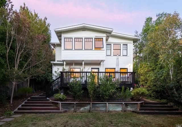34 Circle Avenue, Mill Valley, CA 94941 (#321102137) :: Team O'Brien Real Estate