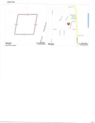 0 Manzanita Avenue, Willits, CA 95490 (#321102314) :: Team O'Brien Real Estate