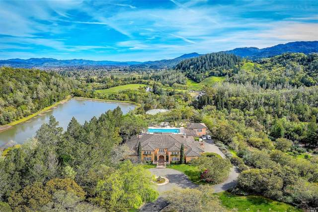 2910 Spring Mountain Road, St. Helena, CA 94574 (#321102248) :: Team O'Brien Real Estate