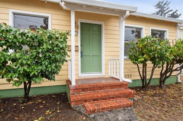 56 Meadow Avenue, San Rafael, CA 94901 (#321101670) :: Golden Gate Sotheby's International Realty
