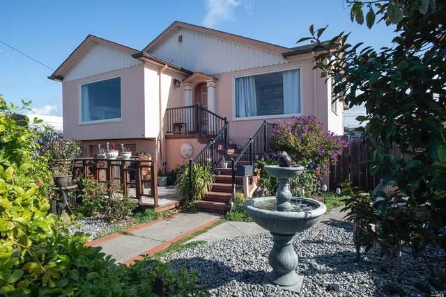 134 N Harrison Street, Fort Bragg, CA 95437 (#321102669) :: Hiraeth Homes