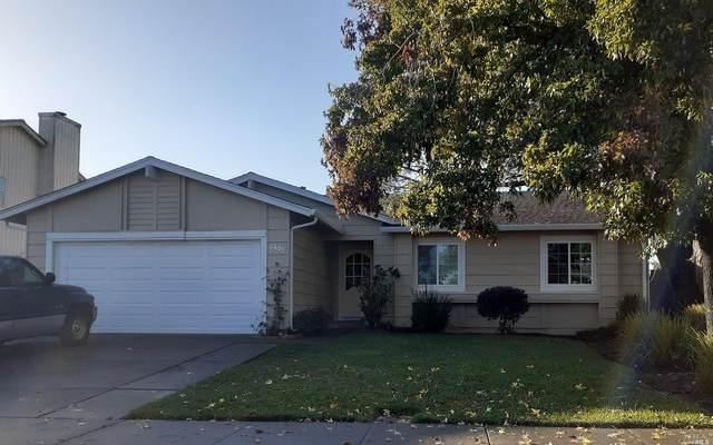 1421 Prospect Way, Suisun City, CA 94585 (#321102308) :: Hiraeth Homes