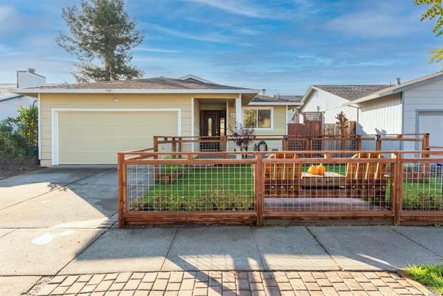 512 Courtyard Circle, Santa Rosa, CA 95407 (#22028031) :: Lisa Perotti   Corcoran Global Living