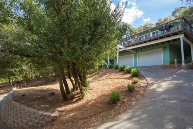 10099 Point Lakeview Road, Kelseyville, CA 95451 (#21722529) :: The Todd Schapmire Team at W Real Estate