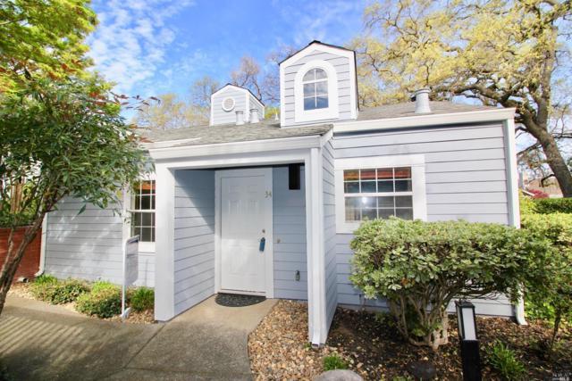 6600 Yount Street #34, Yountville, CA 94599 (#21802160) :: Ben Kinney Real Estate Team